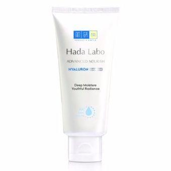 Mua Kem rửa mặt dưỡng ẩm tối ưu Hada Labo Advanced Nourish Cleanser 80g chính hãng, giá tốt tại Lazada.vn, giao hàng tận nơi, với nhiều chương...
