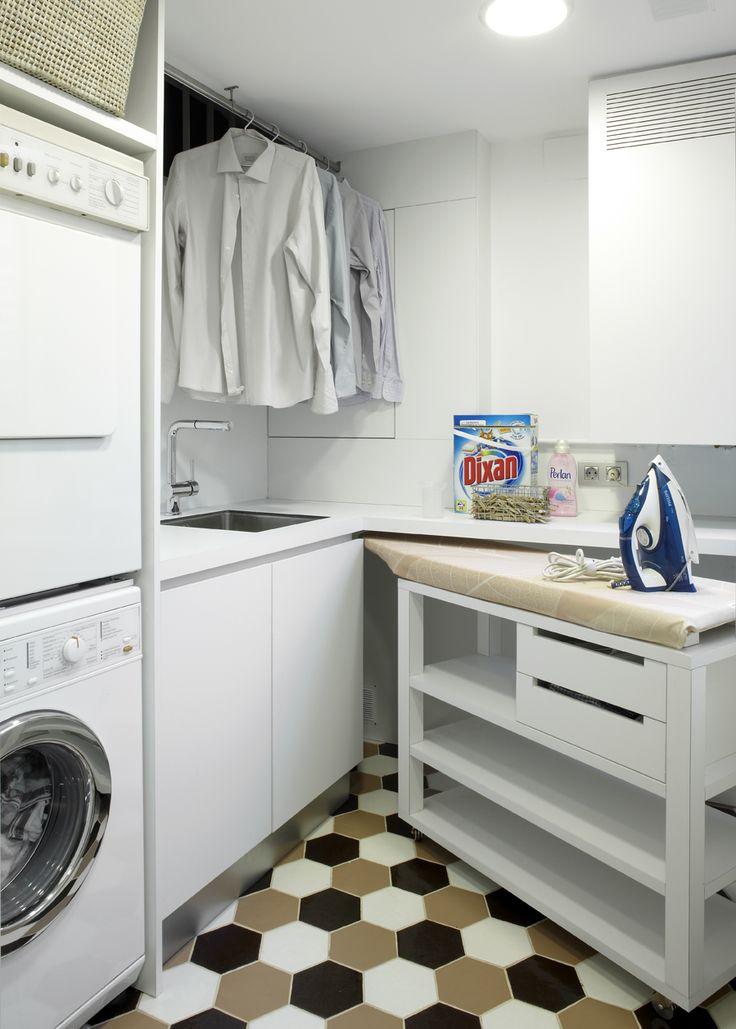 M s de 25 ideas incre bles sobre cuartos de lavado en for Mobiliario lavadero