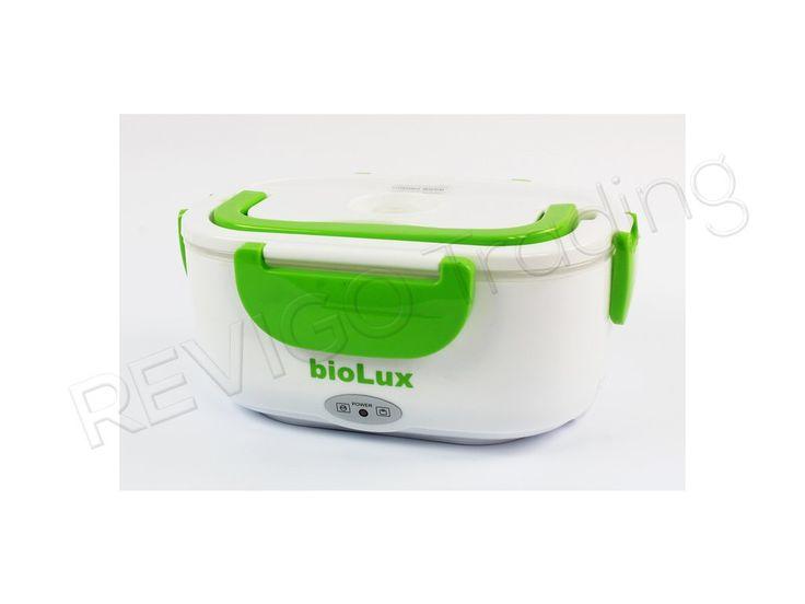 Biolux Hot Box. První energeticky úsporný thermo box s revolučním topným systémem. Váš osobní jídlonosič, který Vaše jídlo ohřívá a také udržuje teplé. K udržení čerstvosti použijte jedinečný Biolux Cool Box - chladicí box. Už nikdy více k jídlu zvadlé saláty, užívejte si čerstvé křupavé saláty díky chladící vložce Biolux Cool Box. Biolux Hot