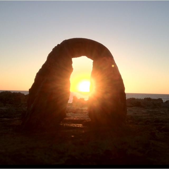 Sunset at Robe SA