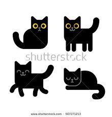 Картинки по запросу simple cat illustration