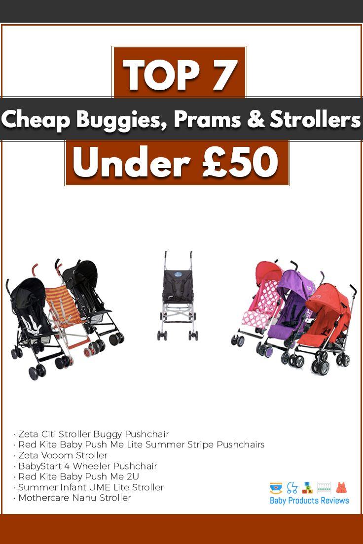 Cheap Buggies, Prams & Strollers under £50
