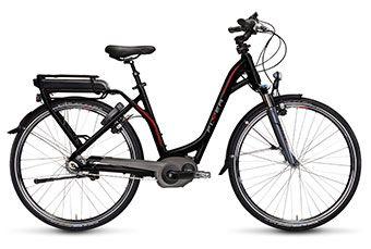 Elektrische fiets voor trips en toertochten | Flyer T-Serie