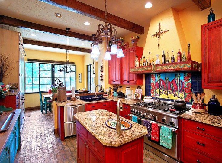 Встроенная кухня (50 фото): плюсы и минусы, варианты исполнения http://happymodern.ru/vstroennaya-kuxnya-50-foto-plyusy-i-minusy-varianty-ispolneniya/ Яркие краски такой встроенной кухни заставят с радостью готовить еду, при этом пританцовывая мексиканские танцы и отбивая ритм ложками, словно кастаньетами Смотри больше http://happymodern.ru/vstroennaya-kuxnya-50-foto-plyusy-i-minusy-varianty-ispolneniya/