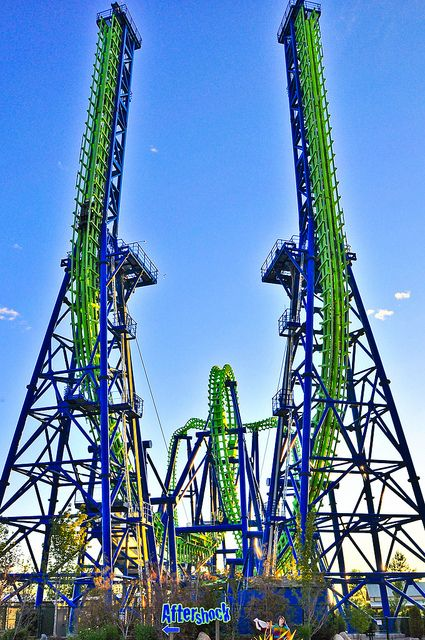silverwood theme park | Aftershock @ Silverwood Theme Park | Flickr - Photo Sharing!
