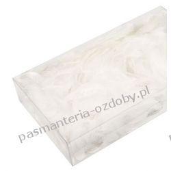 PIÓRA, PIÓRKA DEKORACYJNE 10g ok. 200szt - białe