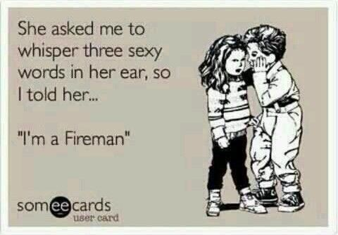 What Nobody Tells You About Dating a Career Firefighter // April 2016 // The Lady and the Firefighter #Relationships #firefighter #firefighterlife