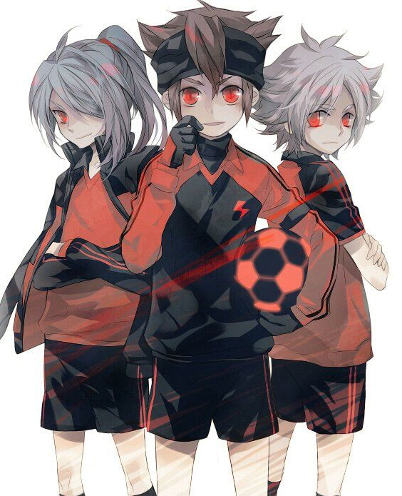 Inazuma eleven dark