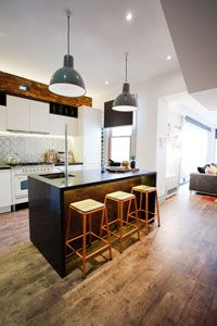 The block dale and Sophie kitchen