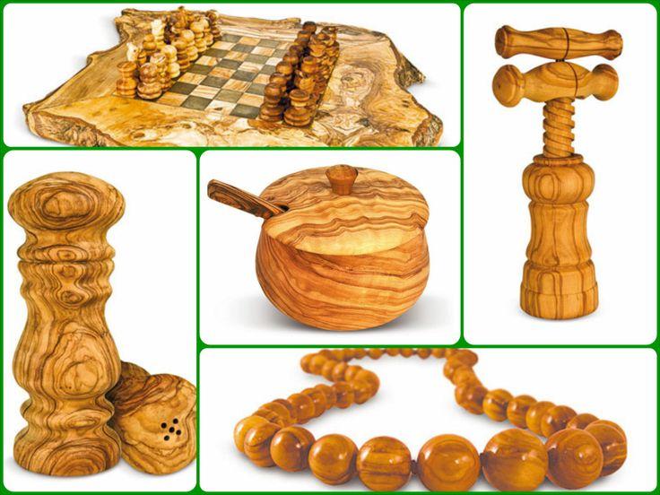Výrobky z olivového dřeva www.olivove.cz