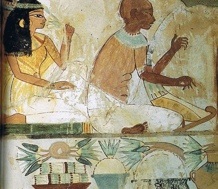 Tomb_of_Nakht.reign of Thutmose IV ?, New Kingdom. Country of Origin Egypt, Upper Egypt; Thebes.