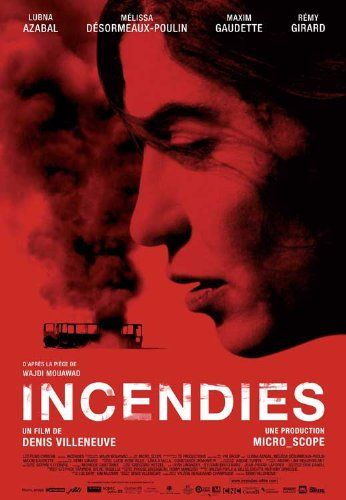 11 x 17 Incendies Movie Poster