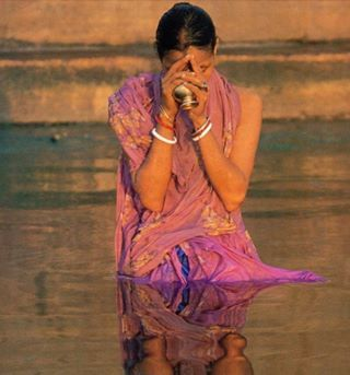 1000 images about ganga maa madre ganges o ganga devi for Aum indian cuisine