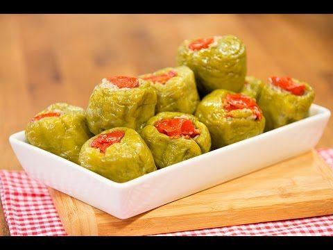 Zeytinyağlı Biber Dolması Tarifi | Arda'nın Mutfağı | 2.Bölüm (14.05.2016) - YouTube