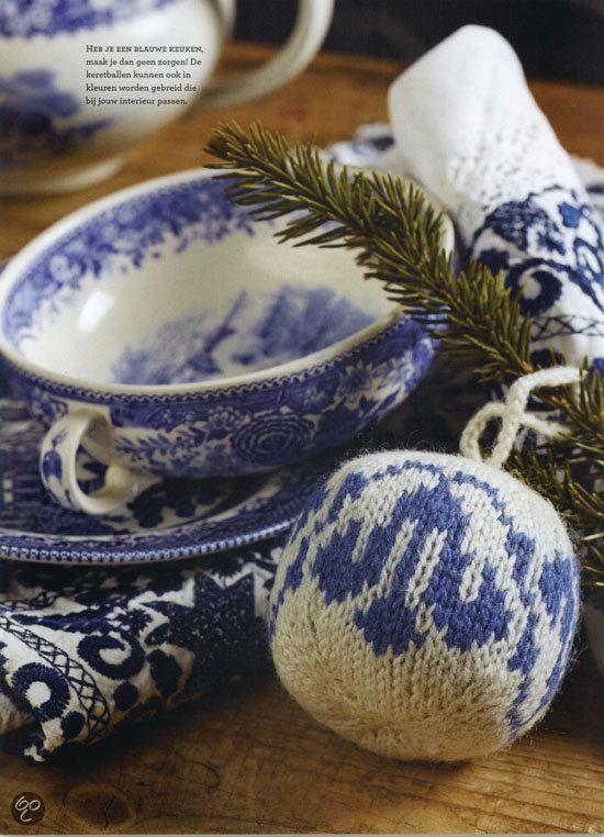 bol.com | Kerstballen breien, Arne Nerjordert & Carlos Zachrison | Boeken