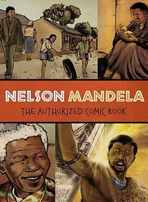 Nelson Mandela: The Authorized Comic Book was produced as a collaborative project between The Nelson Mandela Foundation and Umlando Wezithombe (History of Pictures), a comic production company. The book is, as the title suggests, a visual representation of the life and times of Nelson Mandela.