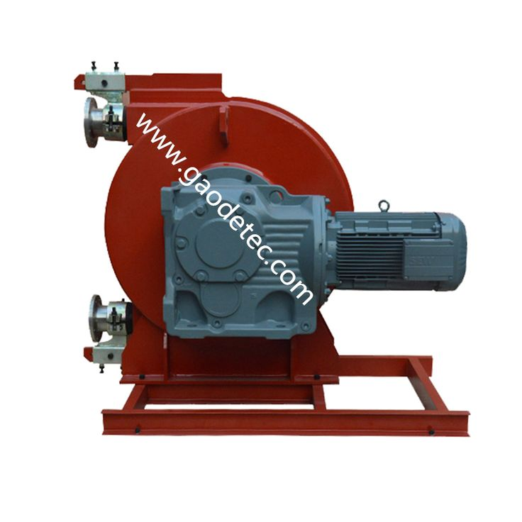 industrial peristaltic pump for filter press