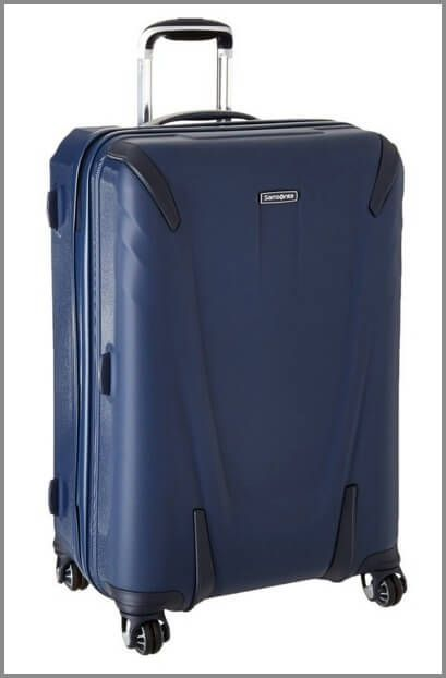 One of the best suitcases for travel - Samsonite Silhouette Sphere 2 Hardside…