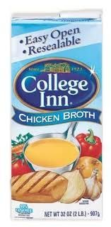College Inn Broth Coupon For Publix BOGO Sale
