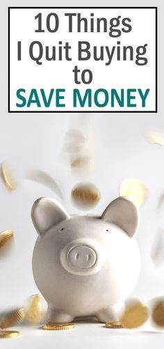 saving money tips - PIN NOW READ LATER! Easy ways to save money.