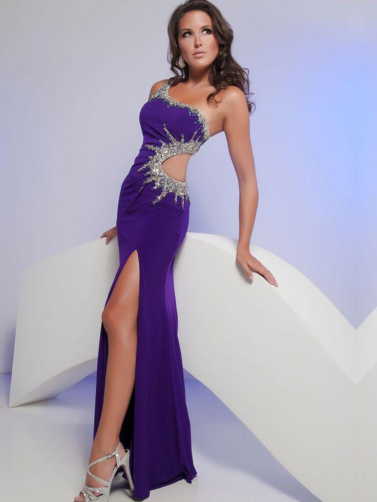 36 best vestidos de fiesta images on Pinterest | Party fashion ...