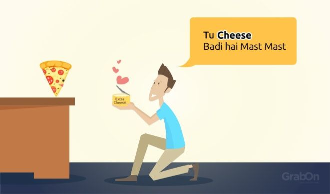 This #ValentinesWeek, Choose Pizza Over People. People Disappoint. But Pizza is Eternal! But Even If You Don't, Make Sure You Don't Use One Of These Pick Up Lines!  http://blog.grabon.in/11-pick-up-lines-you-shouldnt-use-this-v-day/  #ProposeDay #Pizza #Love