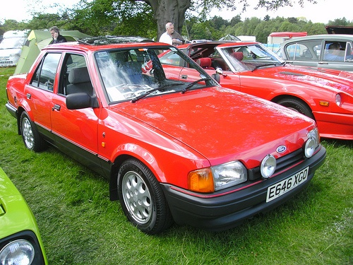 1988 Ford Orion 1.6i Ghia