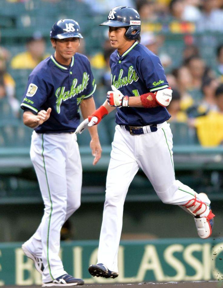 史上初の2年連続トリプルスリー達成へ、まず「本塁打」部門をクリアした。ヤクルト山田哲人内野手(24)が、両リーグ最速の30号を達成した。阪神14回戦(甲子園)… - 日刊スポーツ新聞社のニュースサイト、ニッカンスポーツ・コム(nikkansports.com)