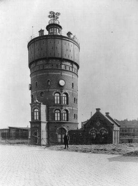 Watertoren Delfshaven 1922 - Lijst van watertorens in Nederland - Wikipedia