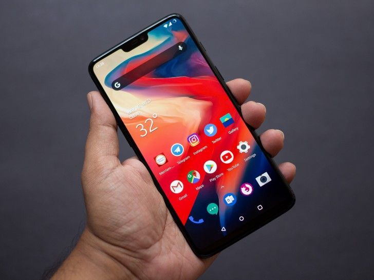 Oneplus 6 Hands On Oneplus Security Patches Smartphone