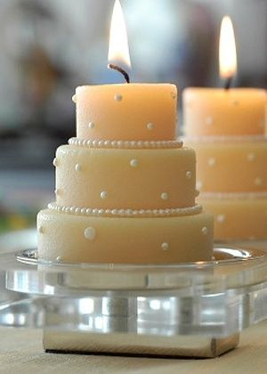 Candles & weddings