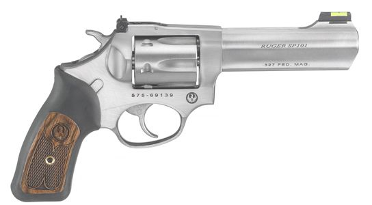 Ruger Introduces SP101 in .327 Federal Magnum - http://www.gunproplus.com/ruger-introduces-sp101-in-327-federal-magnum/