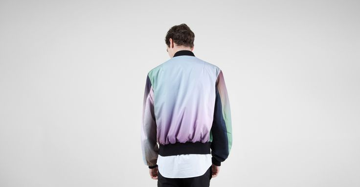 Reverse Bomber Jacket by Y-3