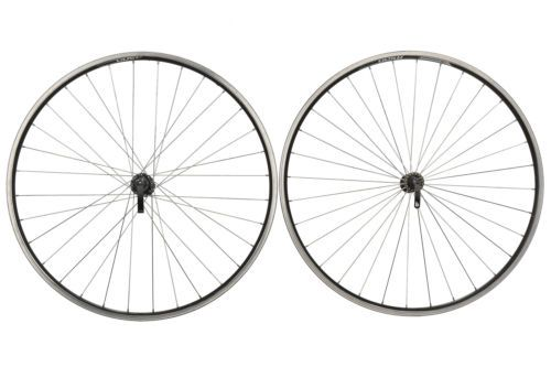 AlexRims R500 Road Bike Wheel Set 700c Alloy Clincher Shimano 10 Speed