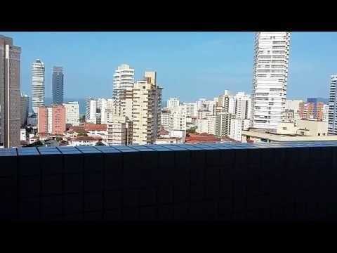 Apartamento 84 m2º a venda, Gonzaga em Santos, SP - YouTube