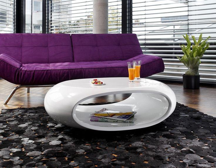 41 best For the Home images on Pinterest Furniture, Glass and - wohnzimmertisch hochglanz weiß