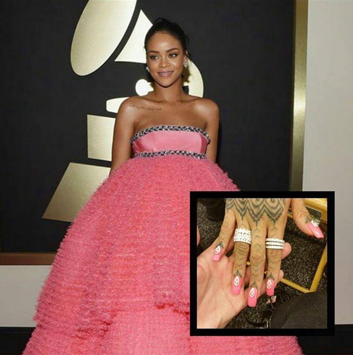 Celebrity Nail Artist: 17 Best Images About Celebrity Nails On Pinterest