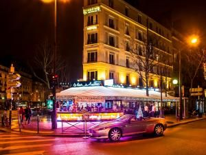 """La carte estivale du Bar à Huîtres """"Restaurant de Haute Mer"""" • Hellocoton.fr"""