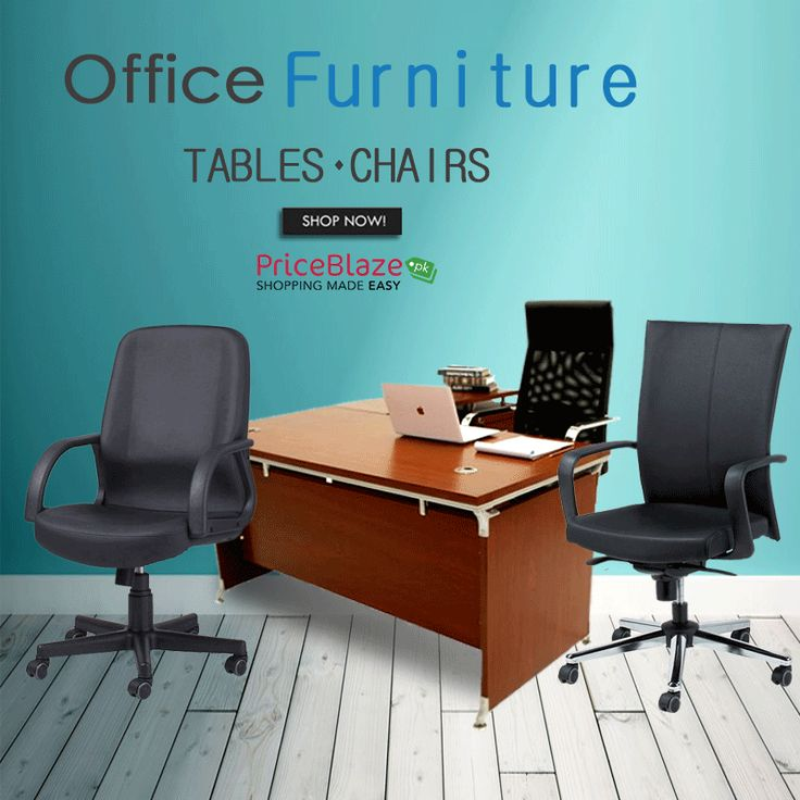 Check out our collection of office furniture. visit: http://ow.ly/iaIK30hGx0f #Priceblazepk #Officechair #Officedesk #furniture #officefurniture