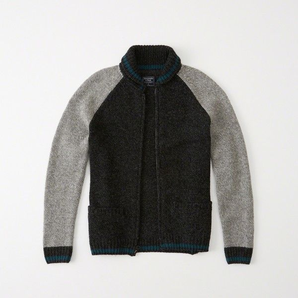 Best 25  Mens full zip sweater ideas on Pinterest | Mens wool ...