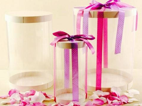 Box for wedding
