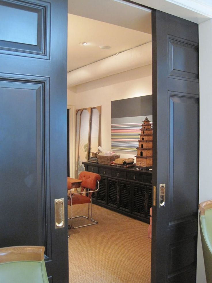 21 Best Images About Living Room Pocket Doors On