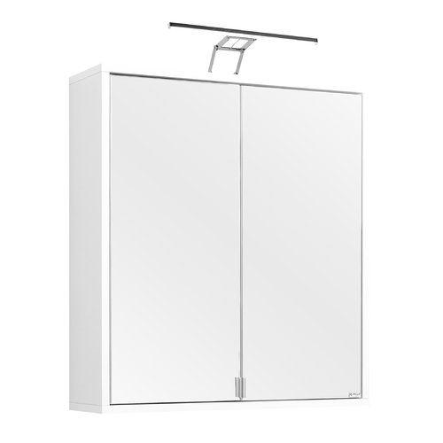 Die besten 25+ Spiegelschrank mit beleuchtung Ideen auf Pinterest - spiegelschrank badezimmer 120 cm