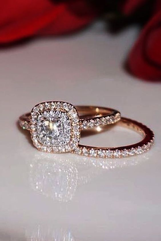 529c4b0e192b3e Top 24 Engagement Rings from Zales | Rings | Wedding rings rose gold ...