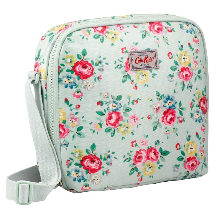 cath kidston, latimer rose kids lunch bag.