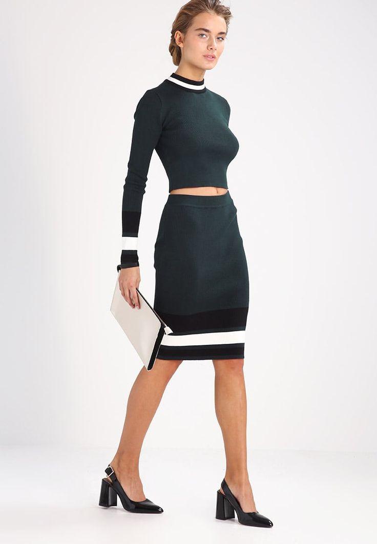 bestil New Look Blyantnederdel / pencil skirts - pine til kr 179,00 (14-11-16). Køb hos Zalando og få gratis levering.