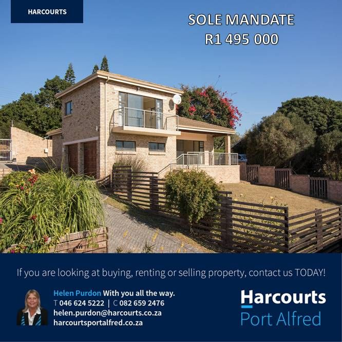 http://portalfred.harcourts.co.za #Harcourts #PortAlfred #BuyingAHome #SoleMandate #WhereServiceCounts #PropertiesForSaleInPortAlfred