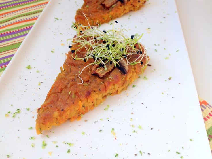 Édesburgonyás pite (glutén-, liszt-, tej-, fehér cukormentes)