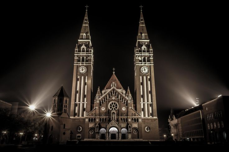 Votive Church of Szeged by Gábor Mester on 500px