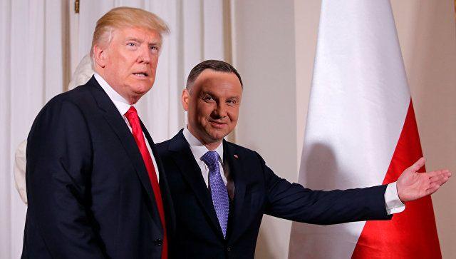 Το Κουτσαβάκι: Η Πολωνία ελπίζει να υπογράψει με τις ΗΠΑ τη μακρο...